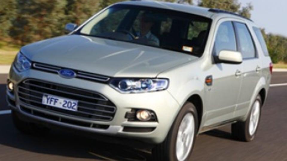 Ford Territory diesel