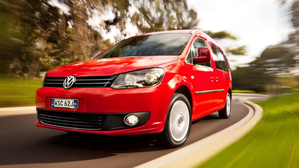 Volkswagen Caddy Maxi Life.