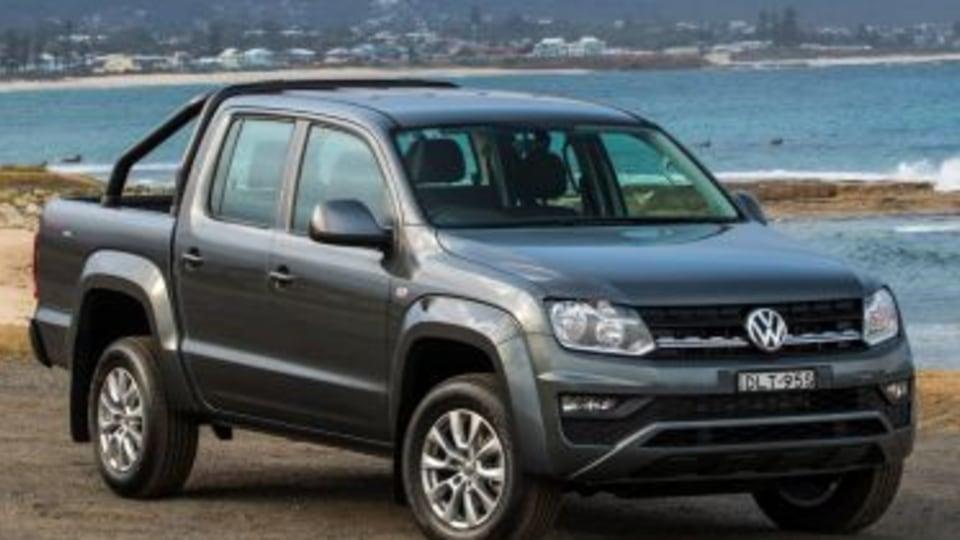 2017 Volkswagen Amarok range revealed
