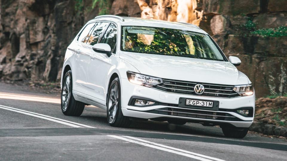2020 Volkswagen Passat review: 140TSI Business Wagon