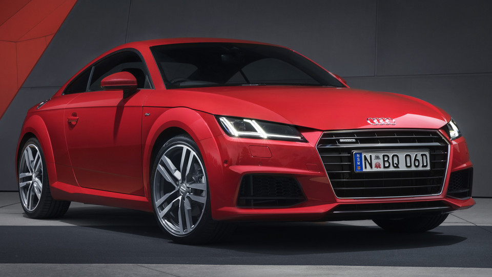 New Audi TT: 2015 Price And Features For Australia
