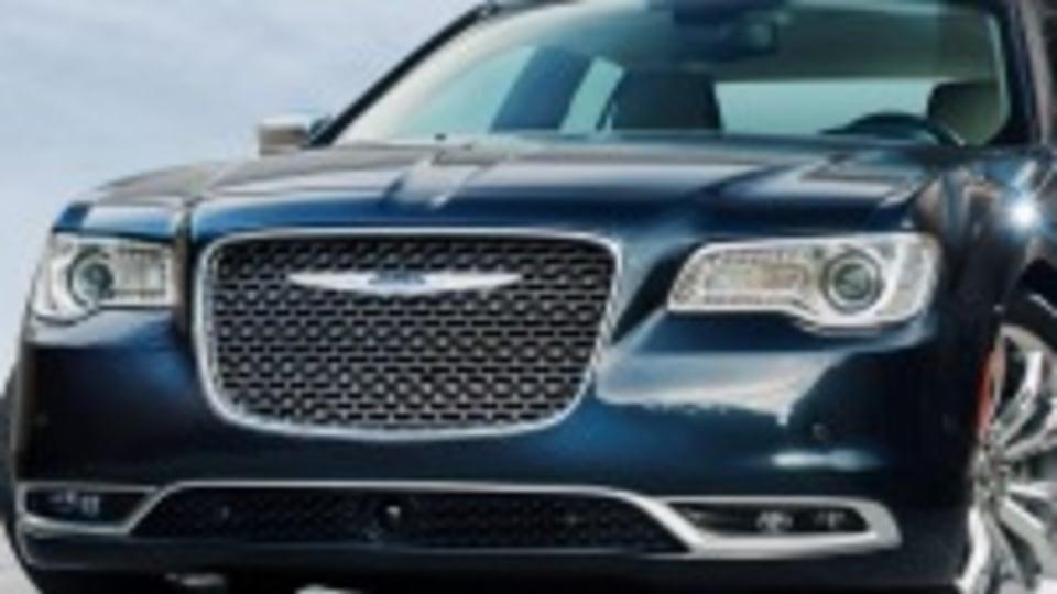 2015 Chrysler 300C Platinum Chrysler 300C Platinum