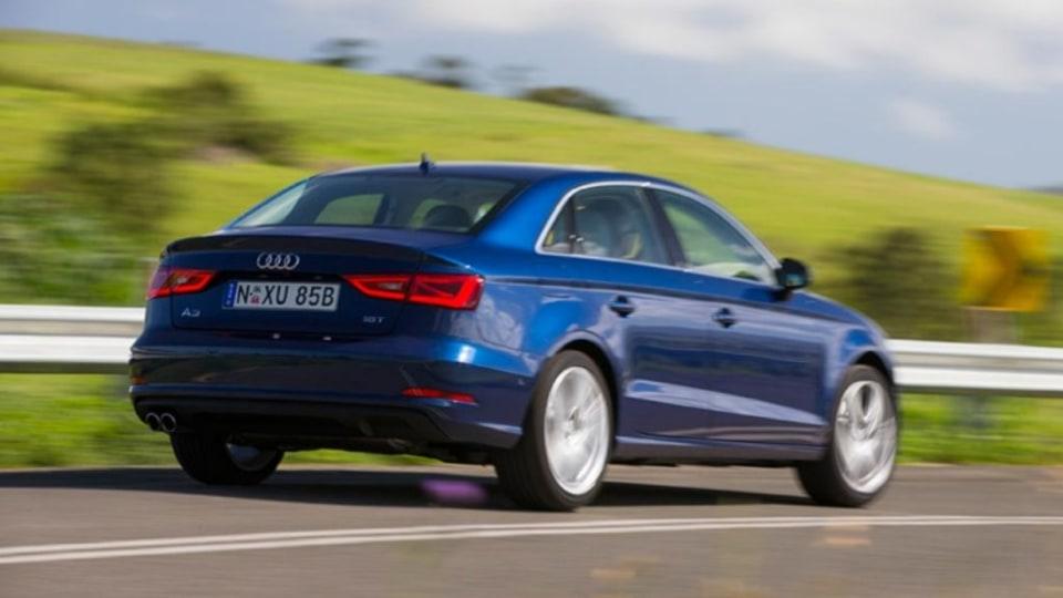 Audi A3 sedan 1.8 TFSI.
