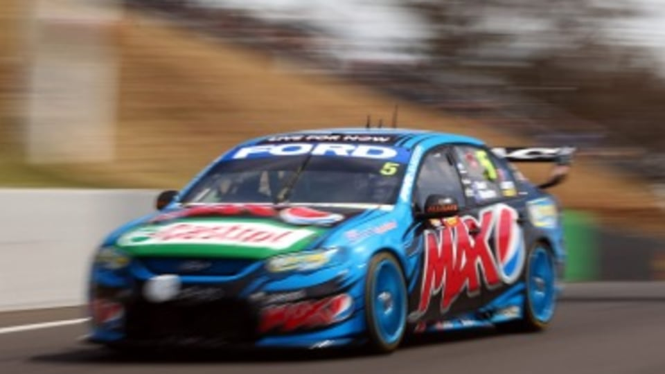 Ford: V8 Supercars had to go
