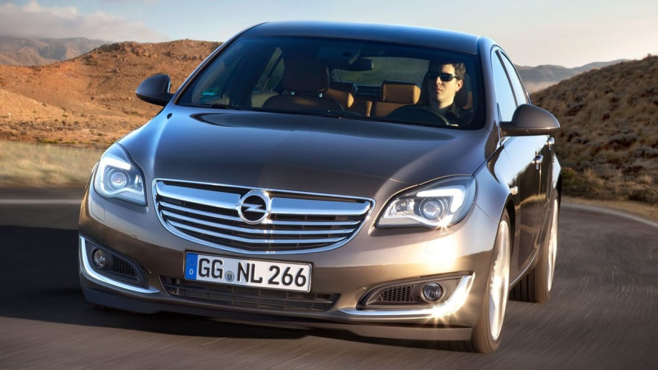2014 Opel Insignia Revealed Ahead Of Australian Debut