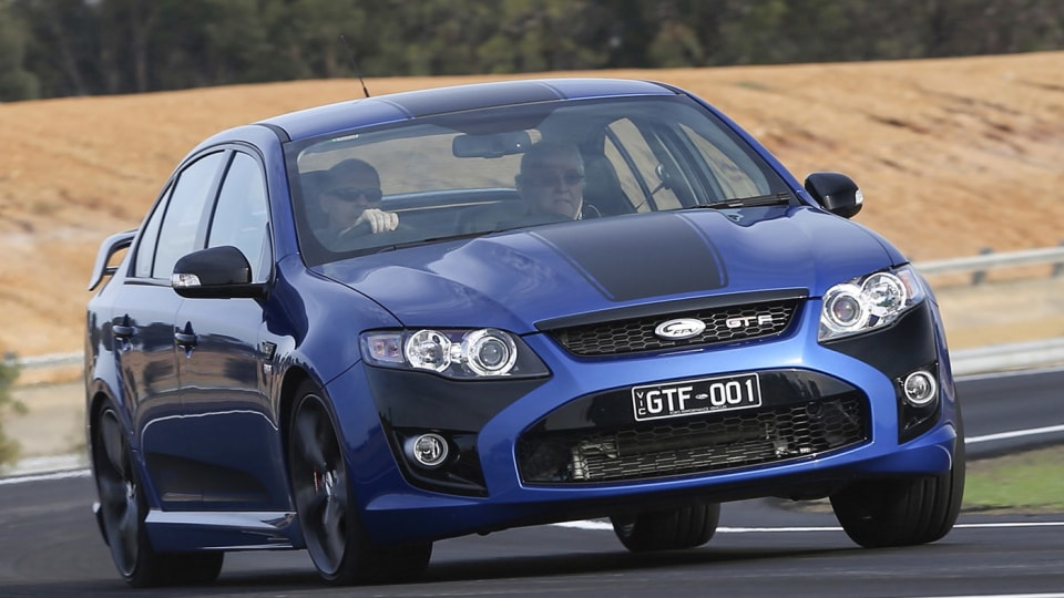 FPV GTF 351 Review: Ford Proving Ground Launch