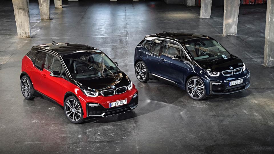 2018 BMW i3 Update Revealed - Sporty i3s Variant Added