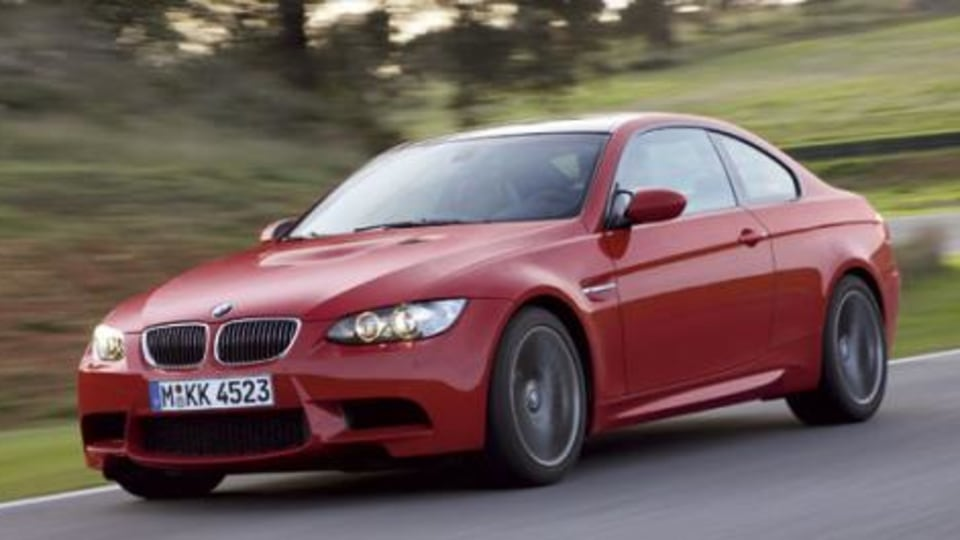 E92 BMW M3 officially launched in Europe