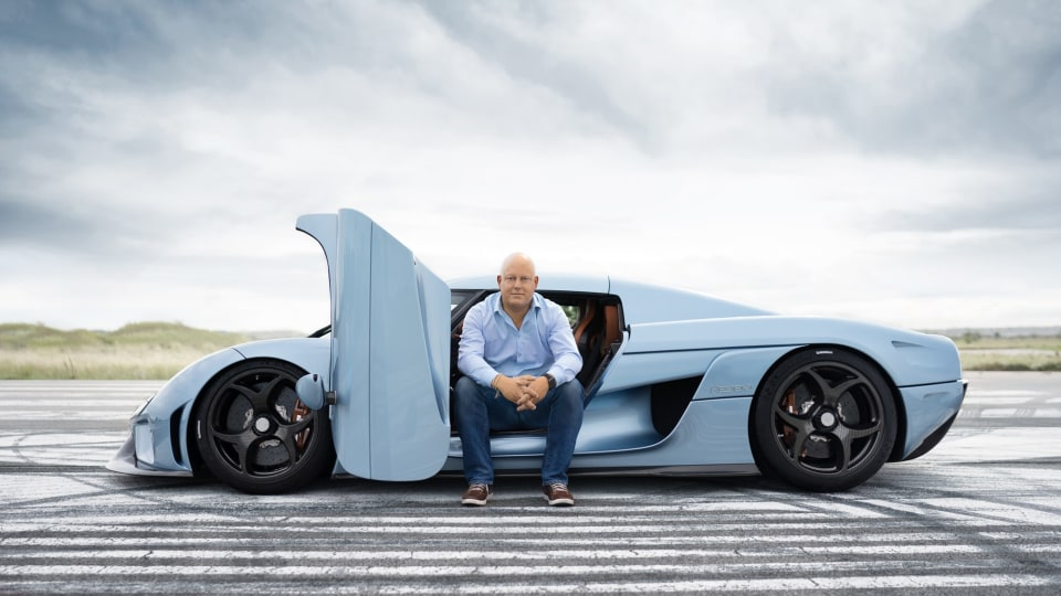 Koenigsegg: Aston Martin Valkyrie should be faster