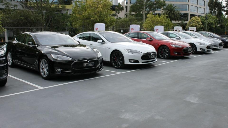 Tesla Australia 'Open For Business', First Cars Delivered In Sydney
