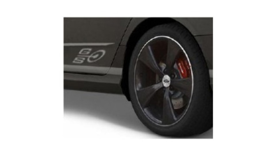 FPV to produce a cheaper V8?