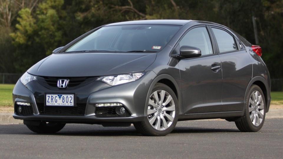 2013 Honda Civic DTi-S Snapshot Review