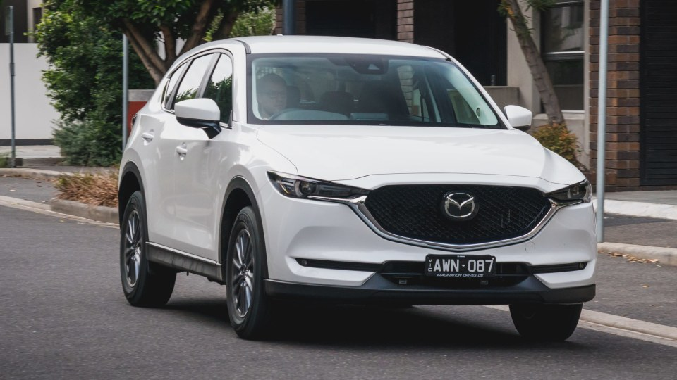 2019 Mazda CX-5 Maxx Sport AWD review