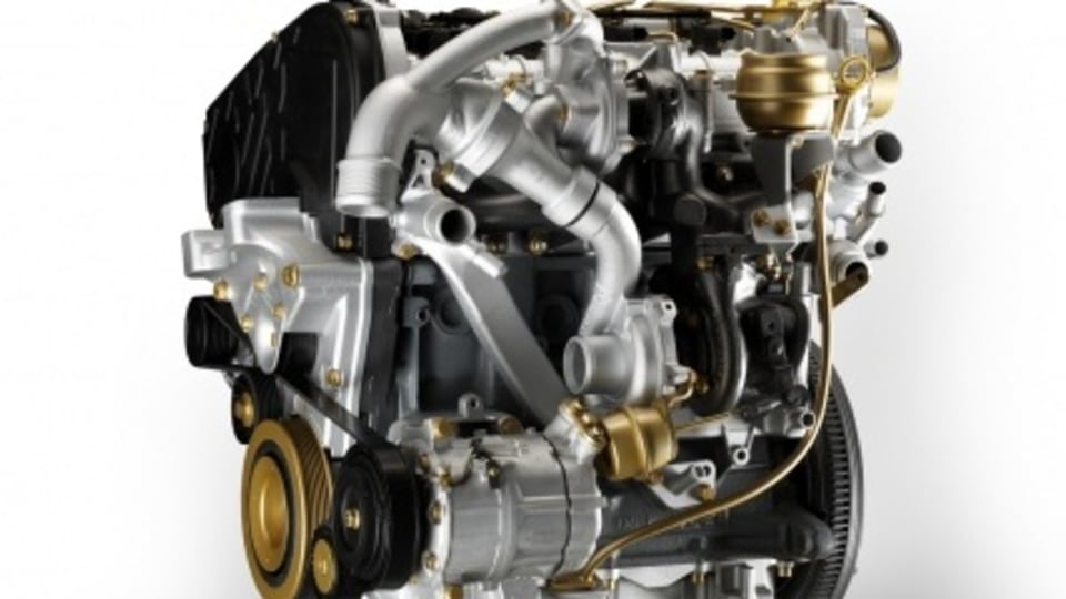 Fiat 1.9JTD Twin Stage Turbo (TST) diesel engine