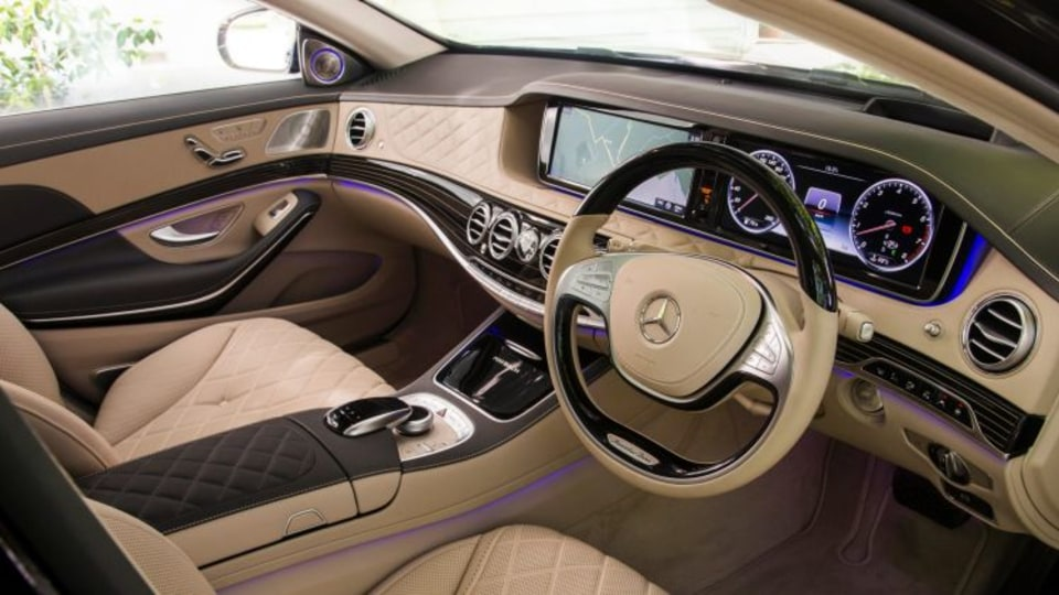 New tech on the way for Mercedes S-Class flagship