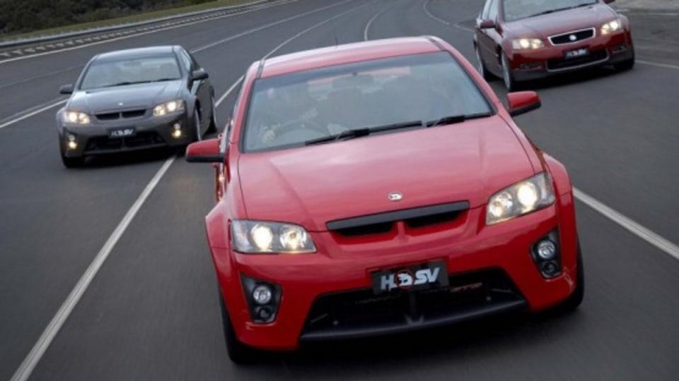 HSV Range To Feature LPi Fuel System