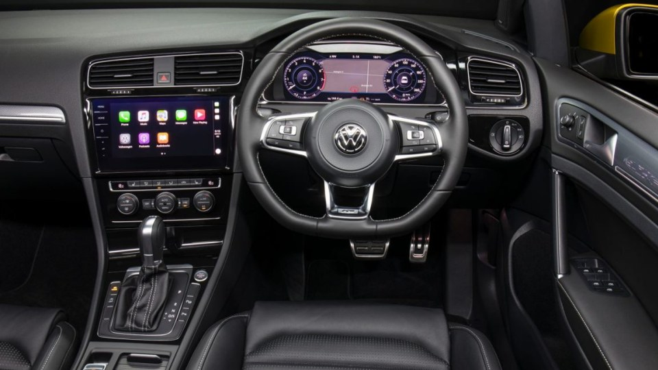 2017 Volkswagen Golf 7.5.