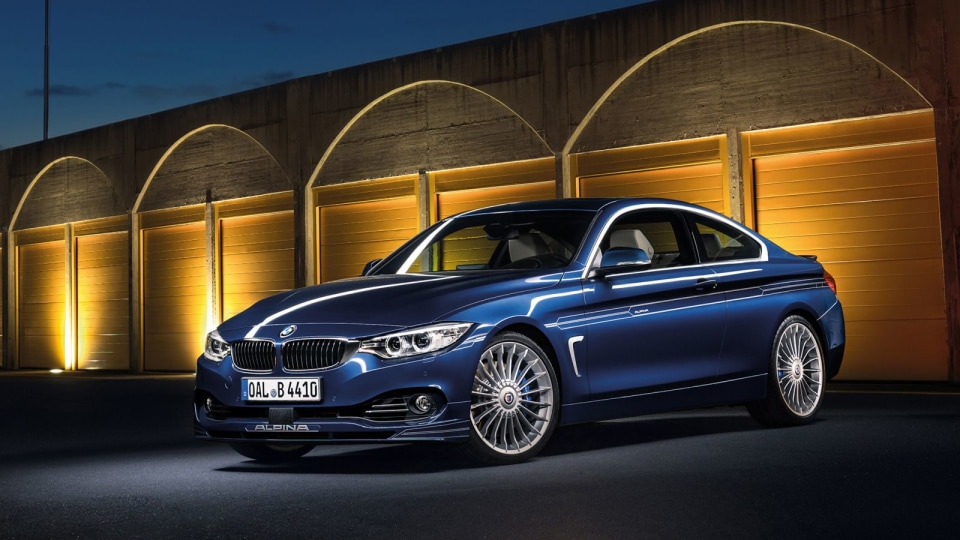 BMW Confirms Alpina Brand For Australia, B4 Coupe Coming In November