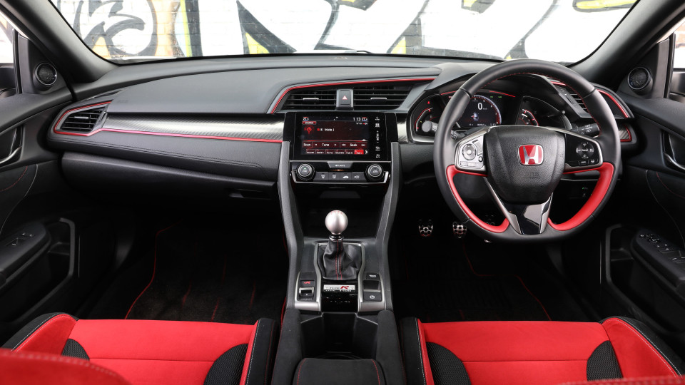 2019 Honda Civic Type R review-0