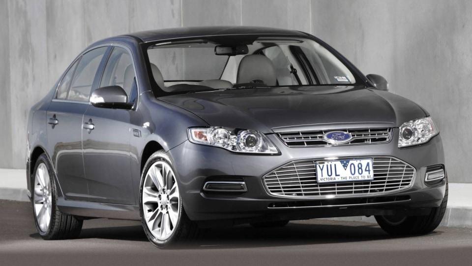 Ford Falcon EcoBoost On Sale In Australia