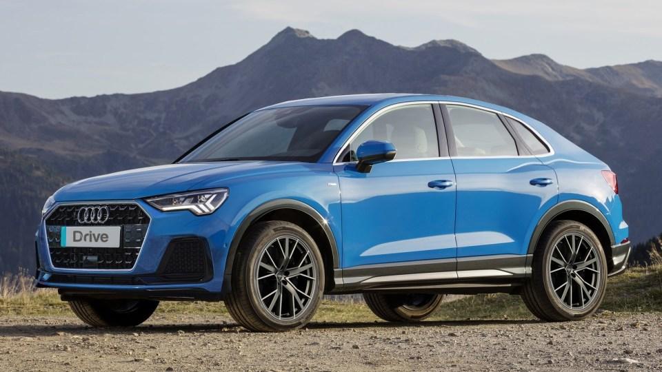 Coming Soon: Audi Q4