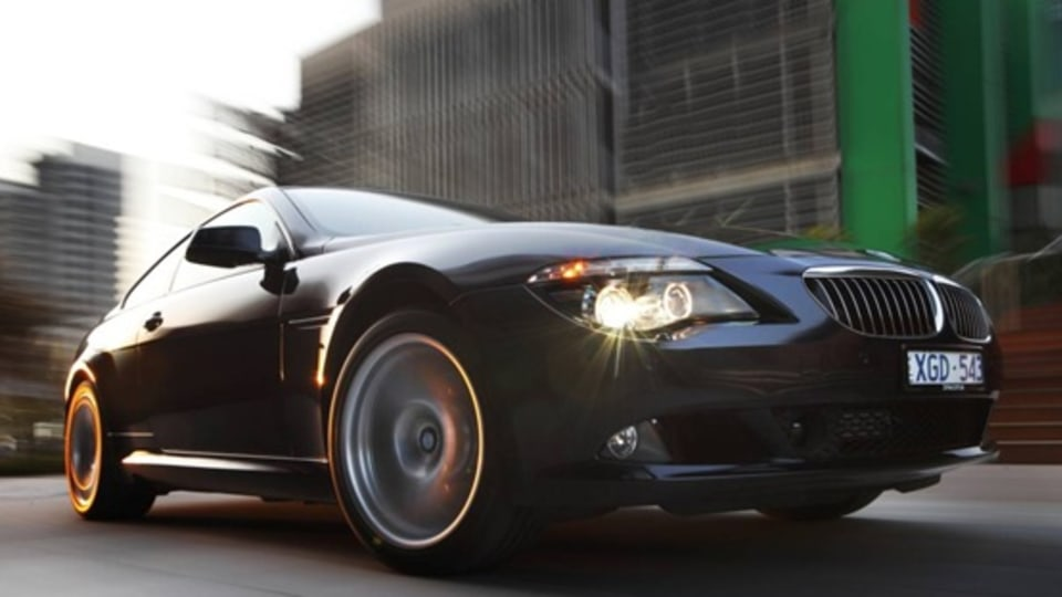 2010 BMW 6 Series Gets Cosmetic Update, More Equipment And Improved Economy