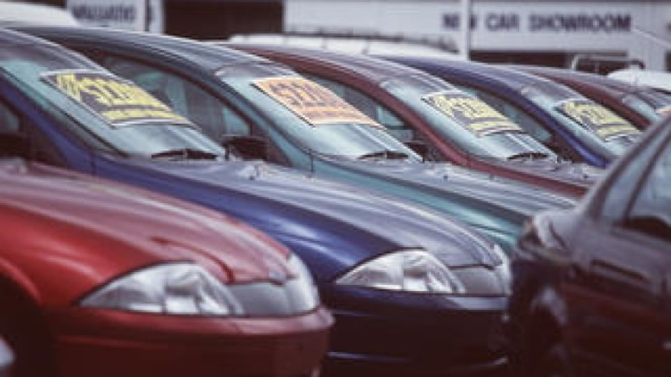 Where to buy a car