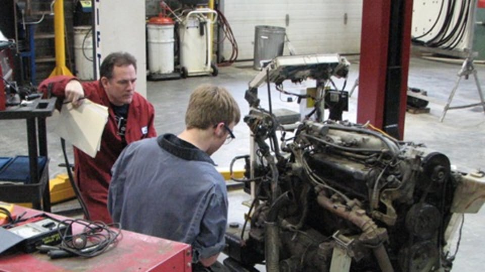 Young And Hungry For A Career In The Auto World?