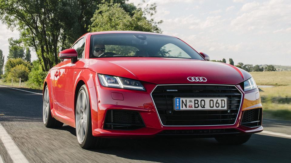 The Week That Was: Audi TT, Volkswagen Jetta, Mercedes-Benz B-Class