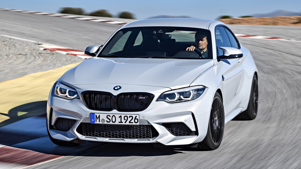 BMW M2 Competition priced from $100k