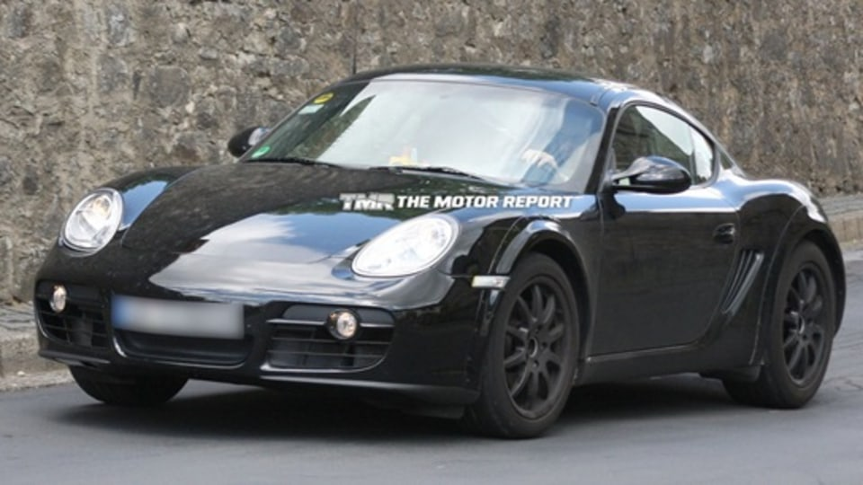 Porsche Considering Three-Cylinder Boxster And Cayman: Report