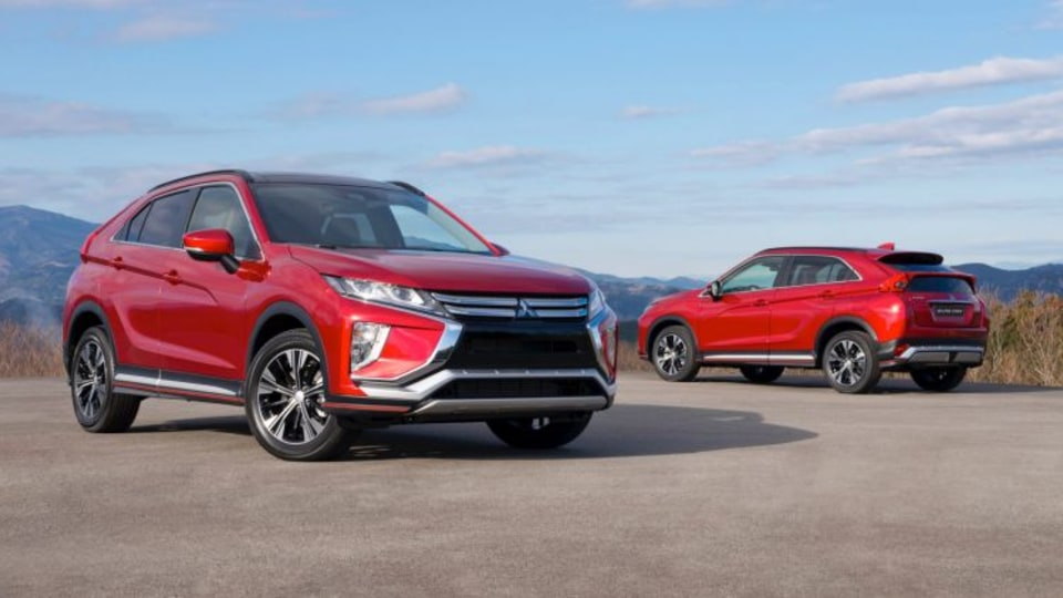 Mitsubishi Eclipse Cross may revive Ralliart