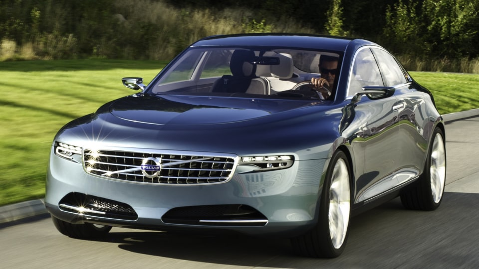 Volvo Concept 'You' Previews New Luxury Car, New Technology