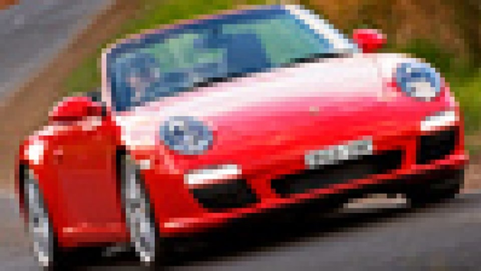 Porsche blames Government for 911 price hike