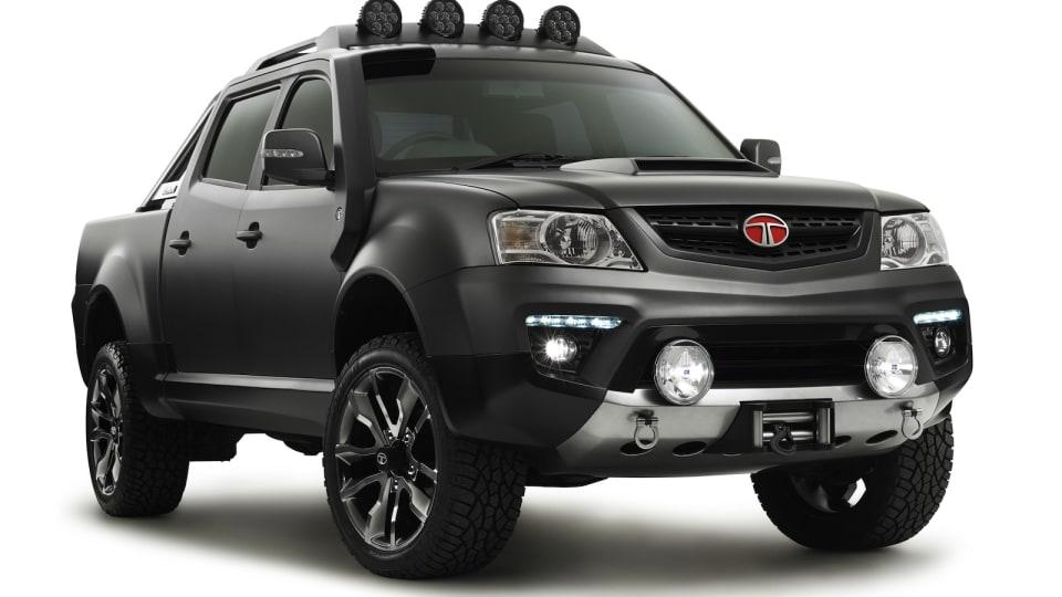 Tata Xenon 'Tuff Truck' Is An Australian-Designed Pickup Concept