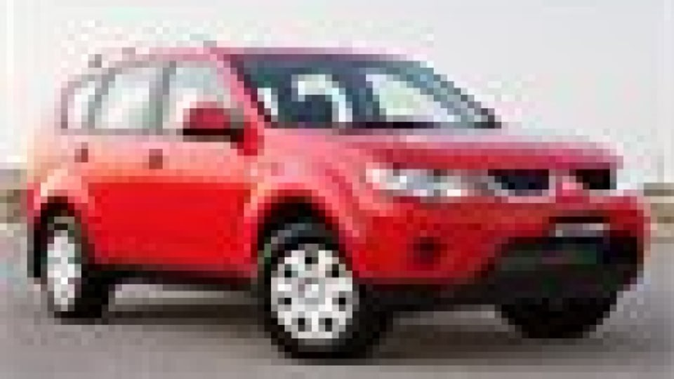 Used compact 4WD