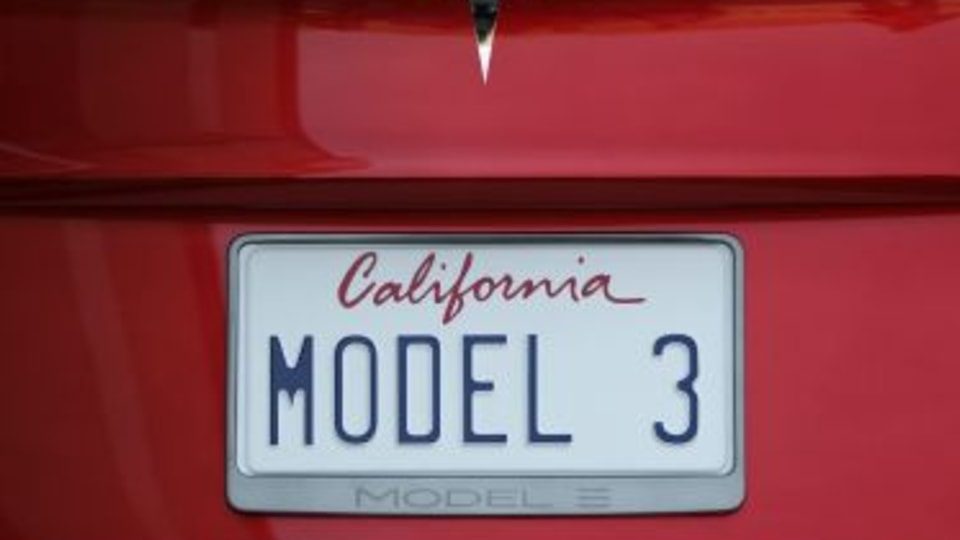 Tesla Model 3 ready for production
