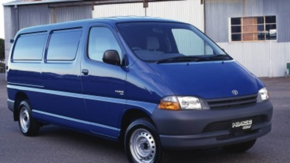Q&A: Does a HiAce have a timing belt?