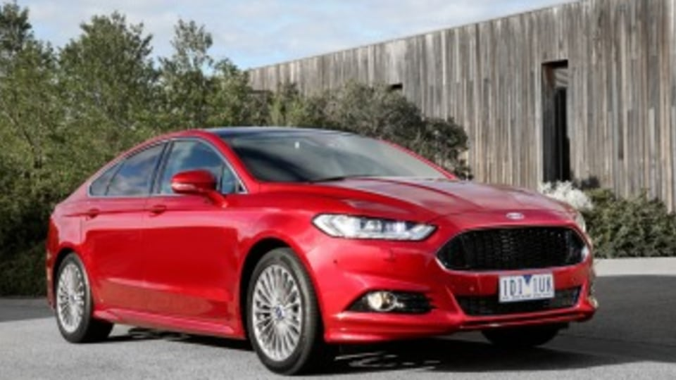 The new Ford Mondeo is a versatile hatch.