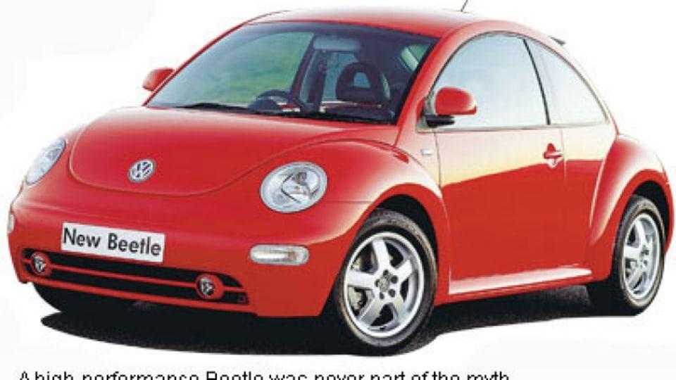 Volkswagen Beetle Turbo 2001 – 2004