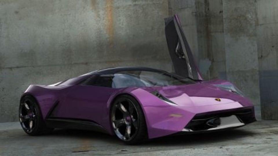 Lamborghini Insecta Concept Hits The Web
