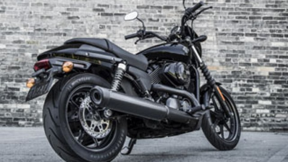 The Harley-Davidson for learners