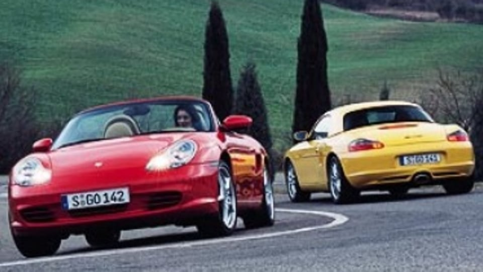 Used-car review - Porsche Boxster