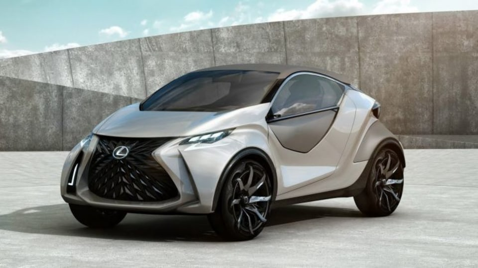 Lexus to unveil Mini rival
