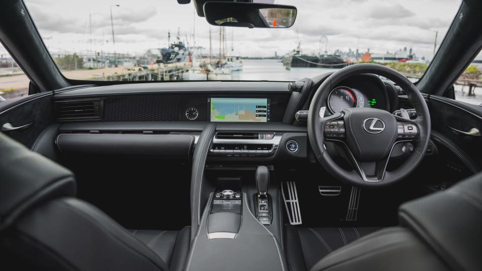 2019 Lexus LC500h review-0