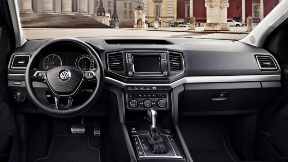 Volkswagen has sent its Amarok upmarket courtesy of a classy new interior.