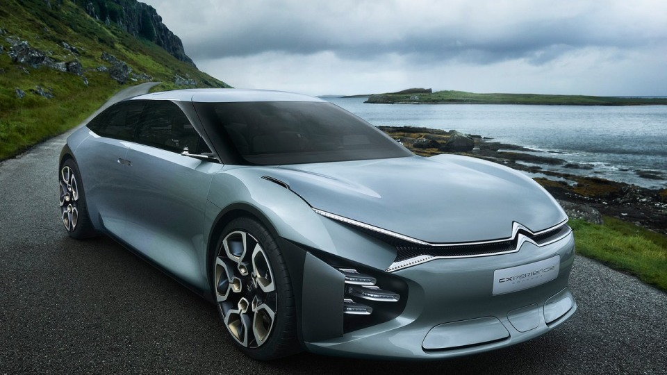 Style With A Capital 'S' - All-New Citroen C5 And C6 On The Way