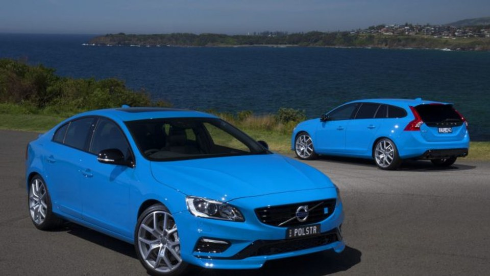 Polestar plans hi-po hybrids for Volvo