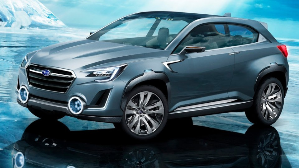 Subaru Rules Out Compact SUV, May Return To Motorsport: Report