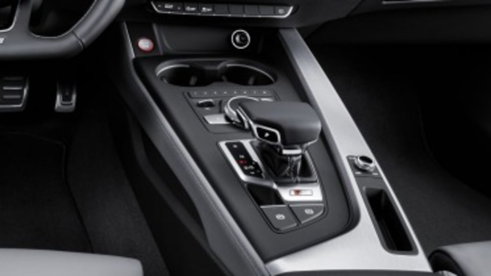 Audi shifts away from dual clutch transmissions
